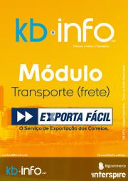 Módulo de Frete Internacional Correios Exporta Fácil V2 Interspire Bigcommerce