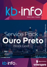 Service Pack Black Gold para Lojas Interspire Bigcommerce