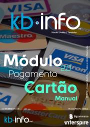 Módulo de Pagamento Cartão de Credito Manual 2.0 Interspire Bigcommerce