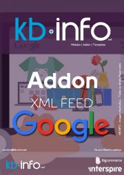 Addon Exportação Produtos Feed XML Google Shopping (Merchant) Interspire Bigcommerce