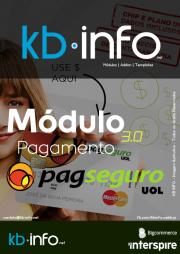 Módulo de Pagamento PagSeguro V3 Lightbox Interspire Bigcommerce