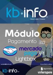Módulo de Pagamento Mercado Pago API V3 Lightbox Interspire Bigcommerce