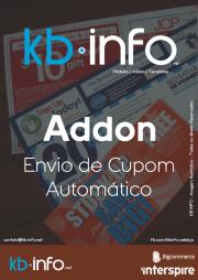 Addon Envio de Cupom Automático (Recompra) Interspire Bigcommerce