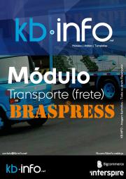 Módulo de Frete Transportadora Braspress V3 Interspire Bigcommerce