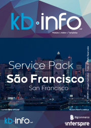 Service Pack San Francisco para Lojas Interspire Bigcommerce