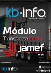 Módulo de Cálculo de Frete da Transportadora Jamef (Encomendas Urgentes) V2 para Lojas Interspire Bigcommerce