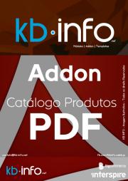 Addon Catálogo Digital em PDF de Produtos V3 Interspire Bigcommerce
